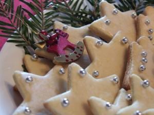 Fursecuri De Crăciun Cu Marțipan (Steluțe Și Îngerași)