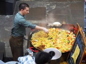 covent garden paella