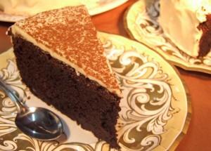 Prăjitură Cu Guinness Şi Ciocolată (la 1 an de blog)