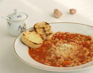 Supă De Fasole Toscană