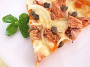 pizza ton ceapa capere