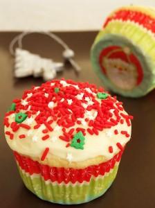cupcakes craciun
