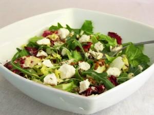 Salată Cu Linte Şi Brânză De Capră