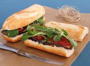 Chefless Monday: Sandwich Mediteranean