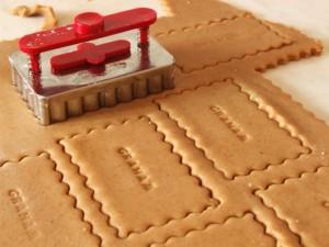 aluat biscuiti graham