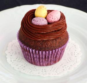 """Cupcakes """"Cuib De Ouă"""""""